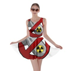 No Nuclear Weapons Skater Dress