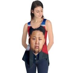 Kim Jong Un Sleeveless Tunic