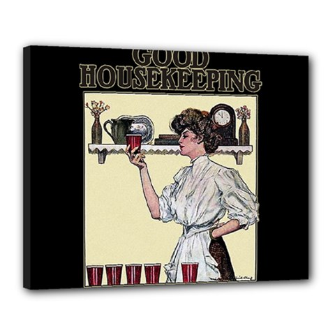 Good Housekeeping Canvas 20  X 16