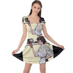 Good Housekeeping Cap Sleeve Dress