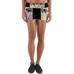 Good Housekeeping Yoga Shorts