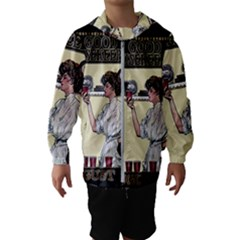 Good Housekeeping Hooded Wind Breaker (kids)