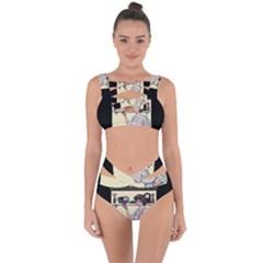 Good Housekeeping Bandaged Up Bikini Set