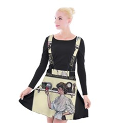 Good Housekeeping Suspender Skater Skirt