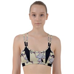 Good Housekeeping Line Them Up Sports Bra