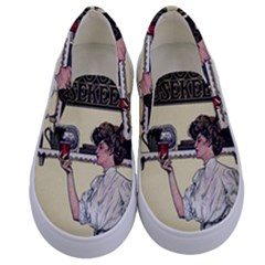 Good Housekeeping Kids  Canvas Slip Ons