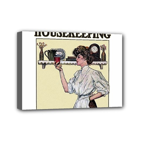 Good Housekeeping Mini Canvas 7  X 5