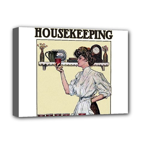 Good Housekeeping Deluxe Canvas 16  X 12