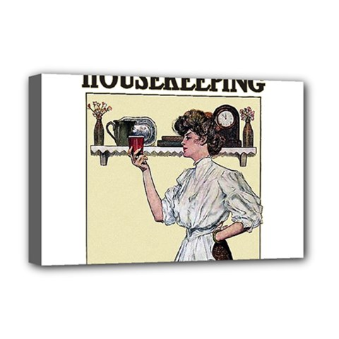 Good Housekeeping Deluxe Canvas 18  X 12