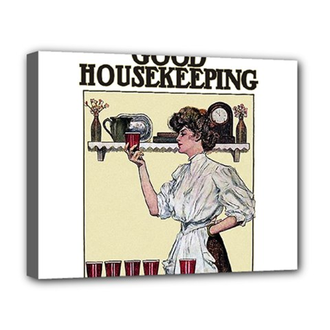 Good Housekeeping Deluxe Canvas 20  X 16
