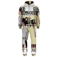 Good Housekeeping Hooded Jumpsuit (men)