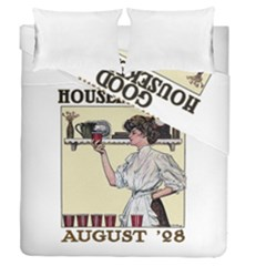Good Housekeeping Duvet Cover Double Side (queen Size)