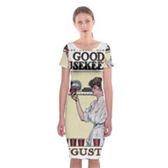 Good Housekeeping Classic Short Sleeve Midi Dress