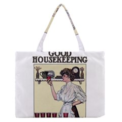 Good Housekeeping Zipper Medium Tote Bag