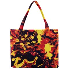 Abstract Acryl Art Mini Tote Bag