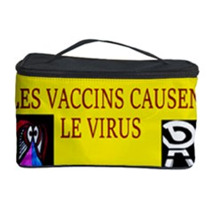 Vaccine  Story Mrtacpans Cosmetic Storage Case