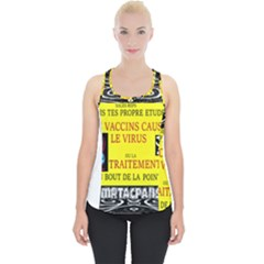 Vaccine  Story Mrtacpans Piece Up Tank Top