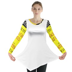Vaccine  Story Mrtacpans Long Sleeve Tunic