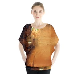 The Funny, Speed Giraffe Blouse
