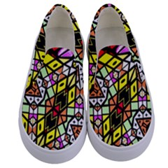 Ancient Solo Kids  Canvas Slip Ons