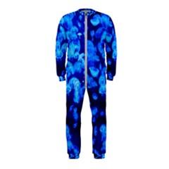 Blue Jellyfish Onepiece Jumpsuit (kids)