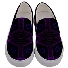 Heart Free 7286 Men s Canvas Slip Ons