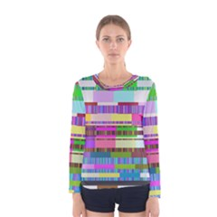 Error Women s Long Sleeve Tee