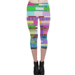 Error Capri Leggings