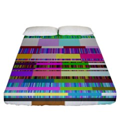 Error Fitted Sheet (california King Size)