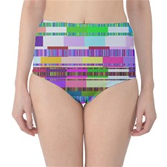 Error High Waist Bikini Bottoms