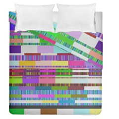 Error Duvet Cover Double Side (queen Size)