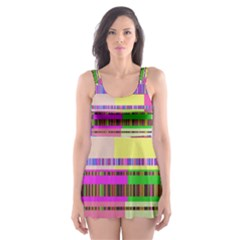 Error Skater Dress Swimsuit