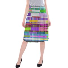 Error Midi Beach Skirt