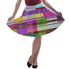 Error A Line Skater Skirt