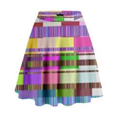 Error High Waist Skirt