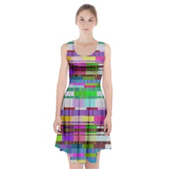 Error Racerback Midi Dress