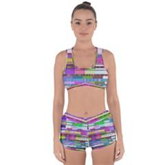 Error Racerback Boyleg Bikini Set