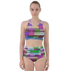 Error Racer Back Bikini Set