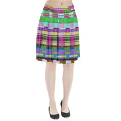 Error Pleated Skirt