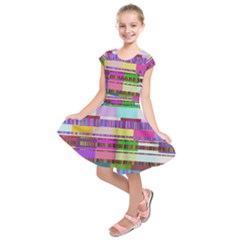 Error Kids  Short Sleeve Dress