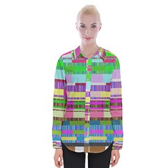 Error Womens Long Sleeve Shirt