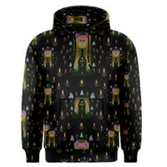 Queen In The Darkest Of Nights Men s Pullover Hoodie