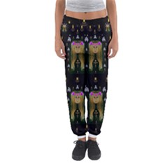 Queen In The Darkest Of Nights Women s Jogger Sweatpants