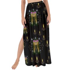 Queen In The Darkest Of Nights Maxi Chiffon Tie Up Sarong