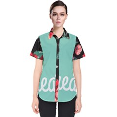 Bloem Logomakr 9f5bze Women s Short Sleeve Shirt