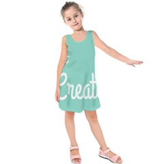 Bloem Logomakr 9f5bze Kids  Sleeveless Dress