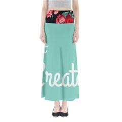 Bloem Logomakr 9f5bze Full Length Maxi Skirt