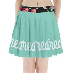 Bloem Logomakr 9f5bze Pleated Mini Skirt