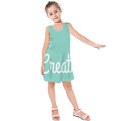 Bloem Logomakr 9f5bze Kids  Sleeveless Dress