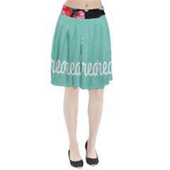 Bloem Logomakr 9f5bze Pleated Skirt